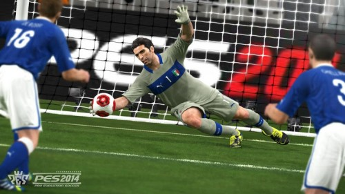 PES 2014 Screen Buffon