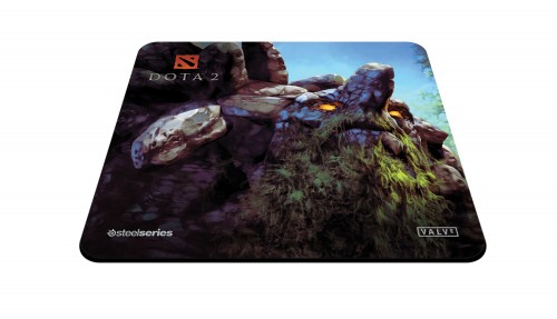 Dota 2 QcK+ Mousepad Tiny Edition