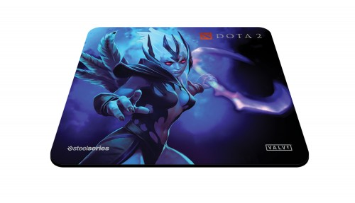 Dota 2 QcK+ Mousepad Vengeful Spirit Edition
