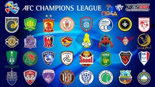PES 2014 AFC CL