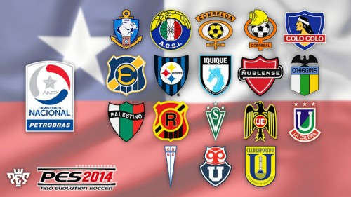 PES 2014 Chilean League