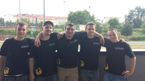 Team EDIFIER