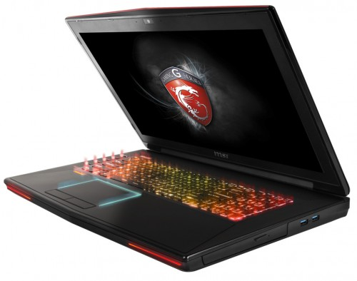 MSI GT72 Dominator gamingowy laptop