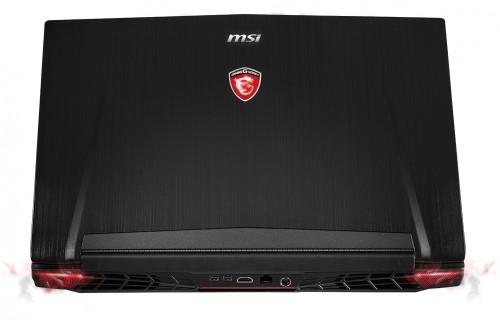 Najlepszy laptop dla graczy MSI GT72 Dominator Pro