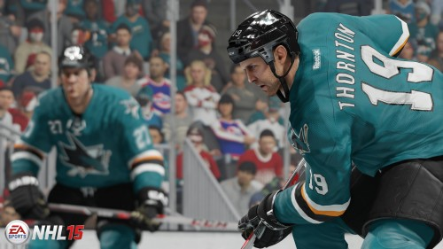 NHL 15 - PS4 - XBOX ONE