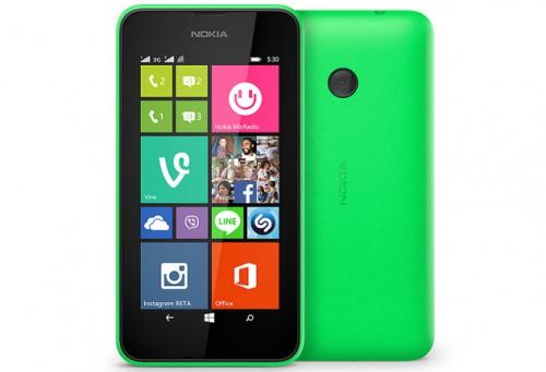 Nokia Lumia 530 - dual sim