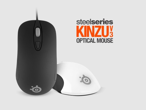 Myszka do cs go - Steelseries Kinzu v3