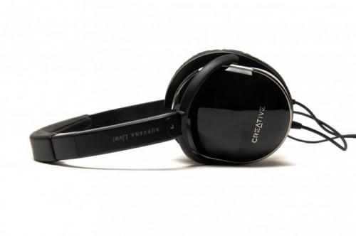 słuchawki dla graczy creative aurvana live