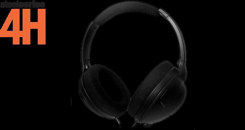 słuchawki dla graczy steelseries 4H