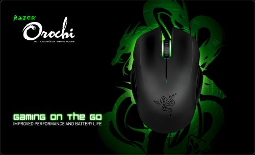 razer-orochi bezprzewodowa mysz dla graczy