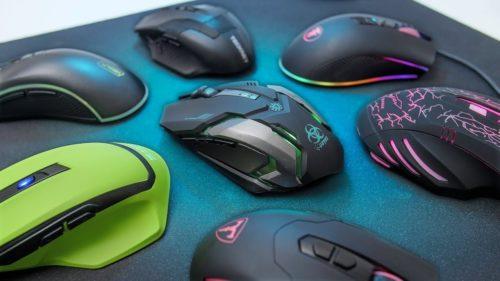 myszki dla graczy ranking 2018