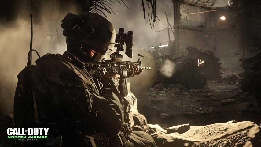 Wymagania Call of duty: Infinite Warfare