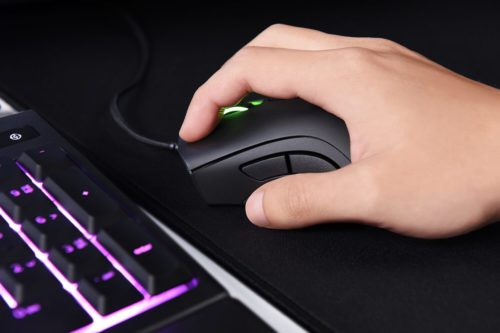 Razer-DeathAdder-Elite myszka dla graczy cs go