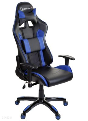 fotel dla graczy 2018 giosedio gsa