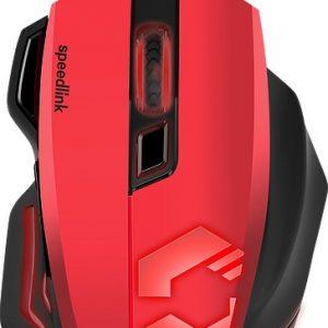 Myszki gamingowe czerwone
