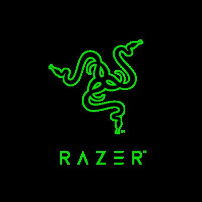 myszki gamingowe razer logo
