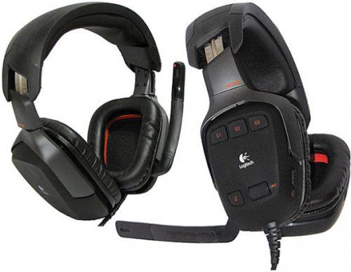 słuchawki gamingowe logitech g35