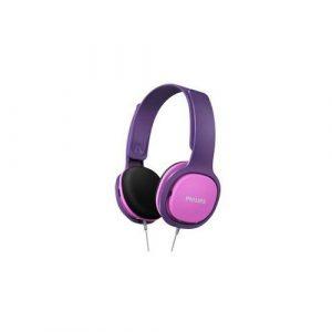 Słuchawki gamingowe różowe