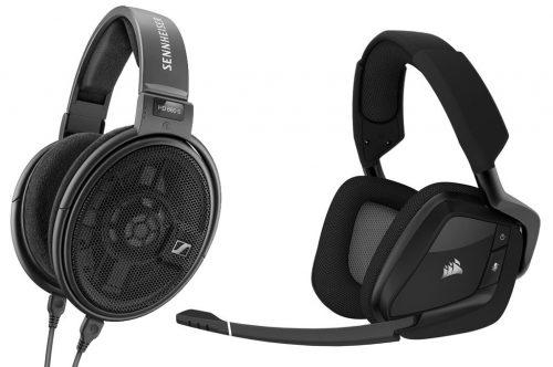 słuchawki gamingowe z mikrofonem vs bez mikrofonu które wybrać