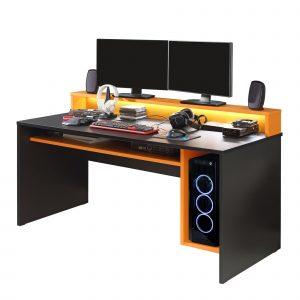 biurko dla graczy 160x80 tzrb212