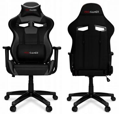 krzesło gracza do 600 zł pro gamer aguri