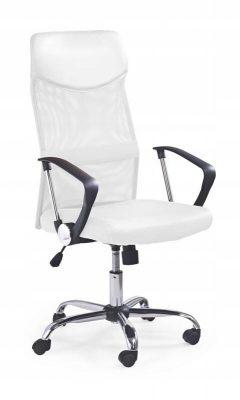 fotel gamingowy biały tani deson vito