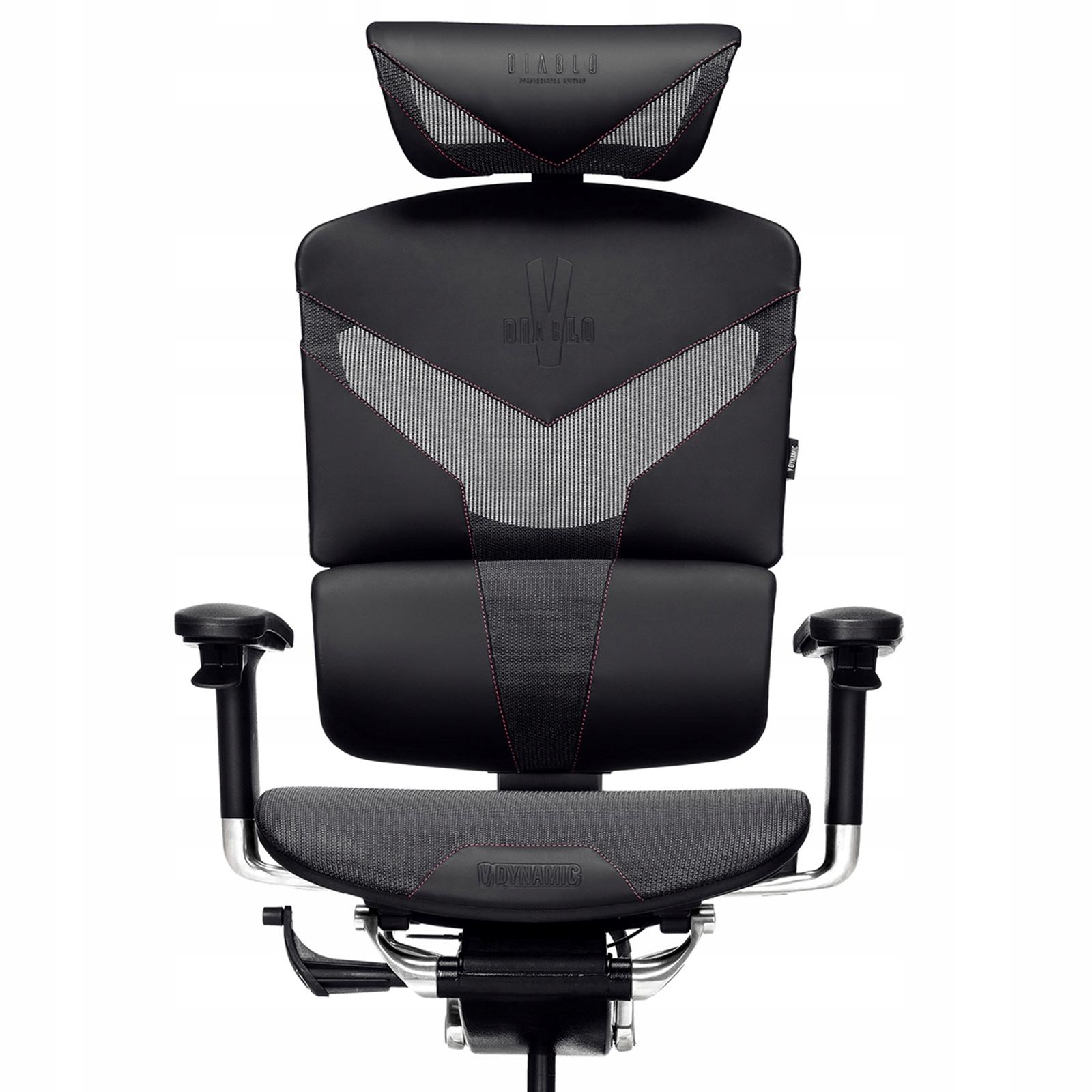 Fotel Biurowy KrzesŁo Ergonomiczne Obrotowe Diablo