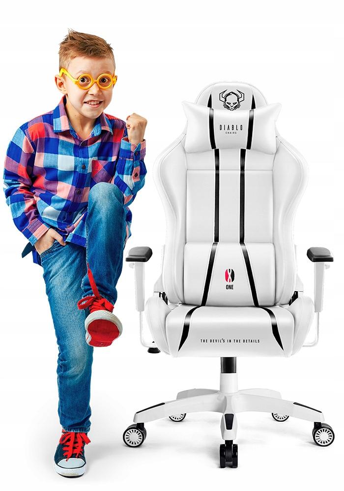 Fotel Dla Dziecka Gamingowy Diablo X One Kids