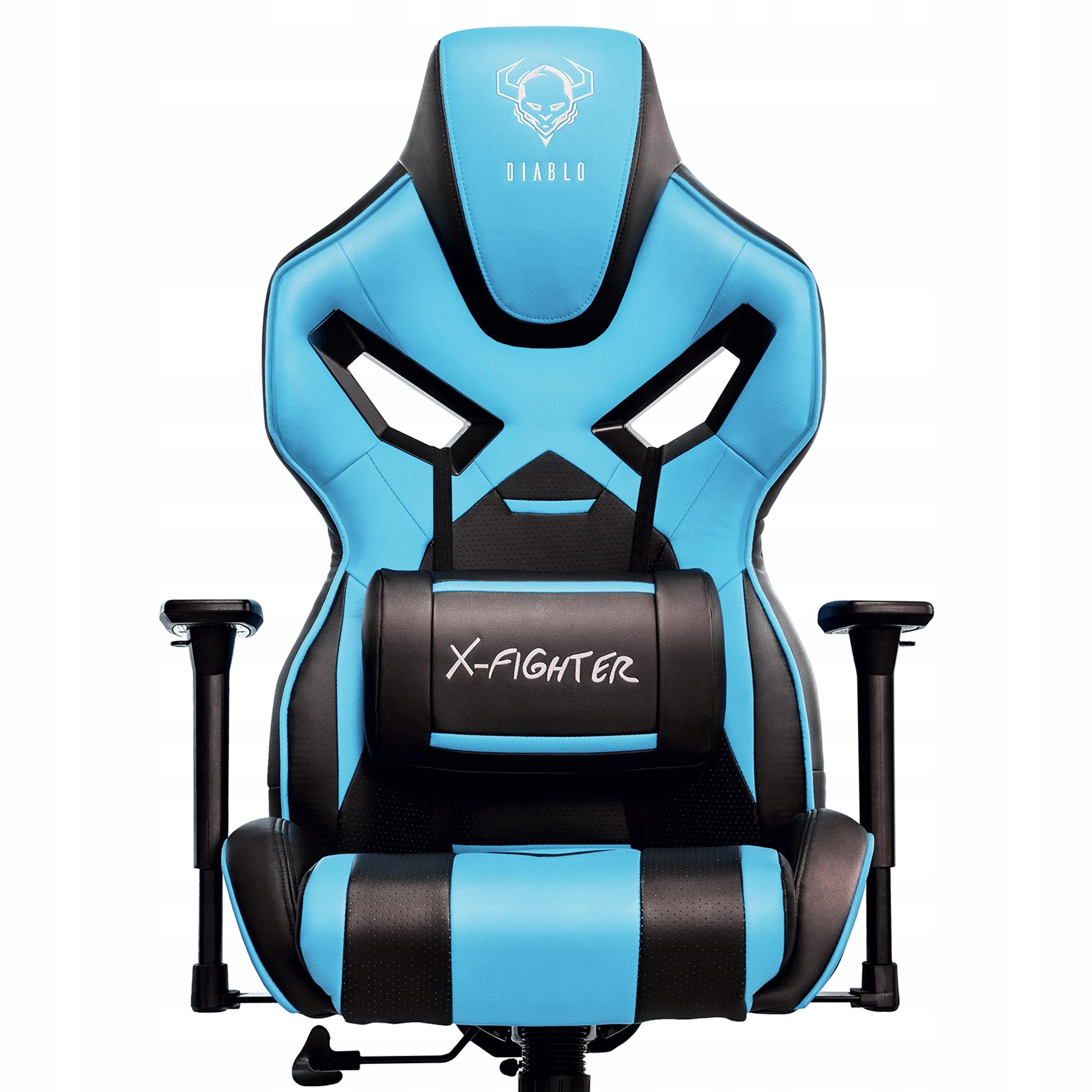 Fotel Dla Gracza Gamingowy Diablo X Fighter