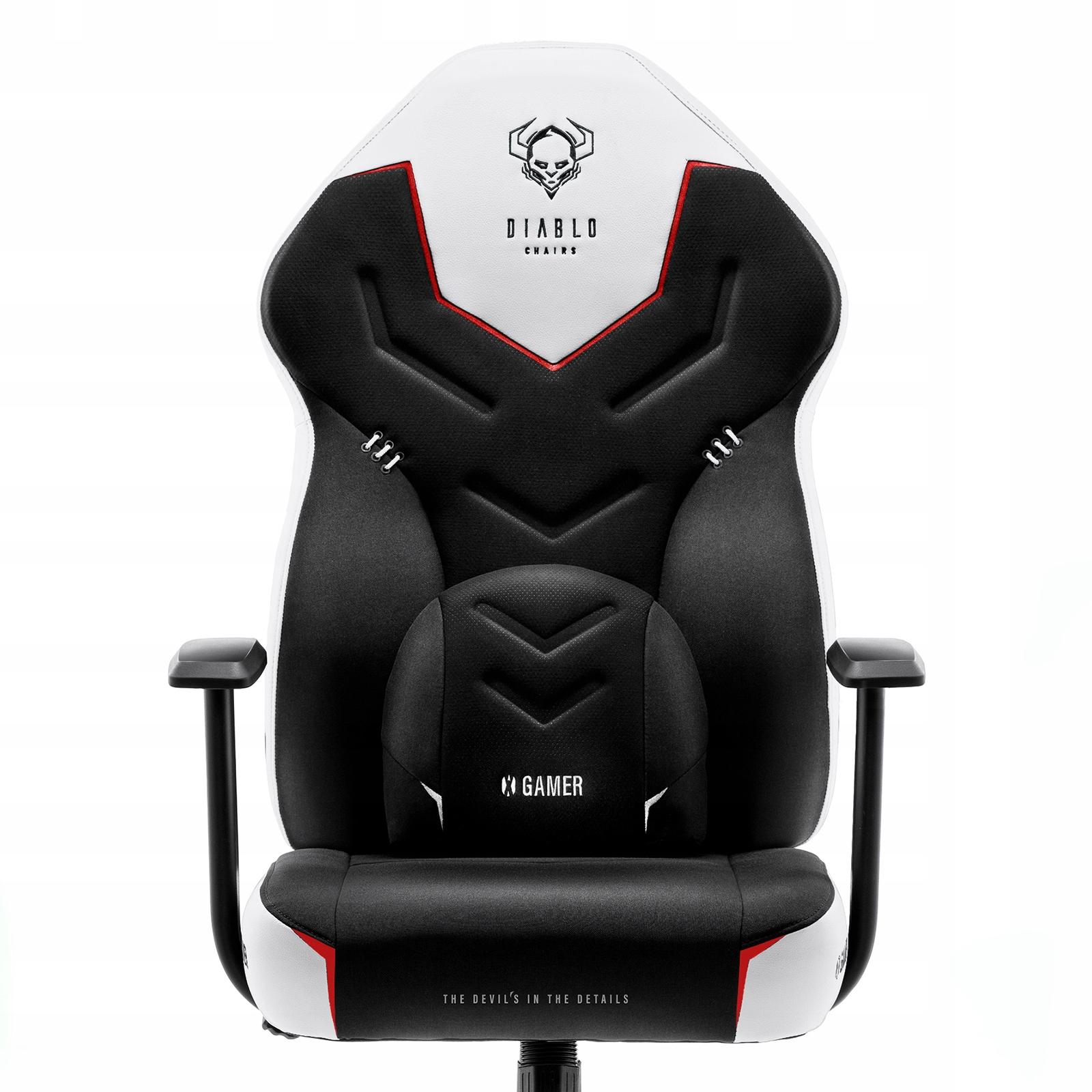 Fotel Gamingowy Diablo X Gamer Krzesło Dla Gracza